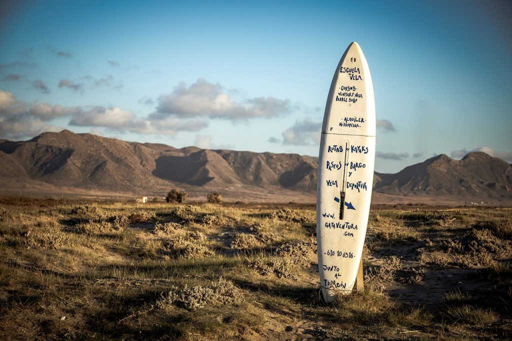 Choose the Right Beach for Surfing